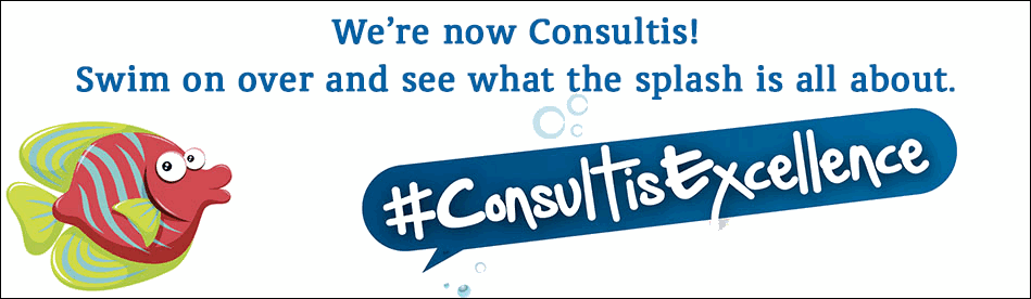 We're now Consultis!